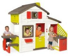 Smoby Domek Friends z kuchnią 7600810200