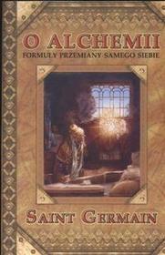Centrum O Alchemii formuły przemiany samego siebie - Saint Germain