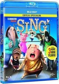 FILMOSTRADA Sing Blu ray 3D+2D