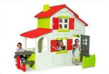 Smoby Duplex Domek Piętrowy 320023