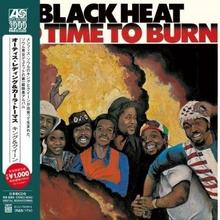 No Time To Burn CD) Black Heat OD 24,99zł
