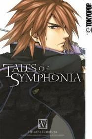 Tokyopop Tales of Symphonia. Bd.5