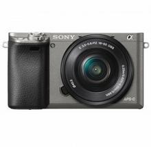 Sony A6000 + 16-50 kit szary