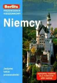 Niemcy Przewodnik kieszonkowy + Słownik niemiecko-polski polsko-niemiecki