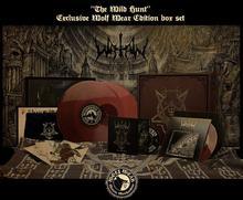 Watain The Wild Hunt CD 2 Vinyl 2-7