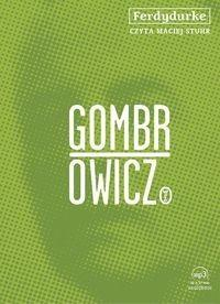 Wydawnictwo Literackie Ferdydurke Audiobook Witold Gombrowicz