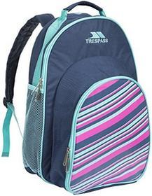 Piknik Trespass Knapsack plecak, Tropical Stripe dorosłych, One Size UUACBAL30002_TSTEACH