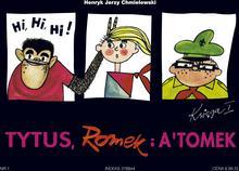 Prószyński Tytus, Romek i Atomek, Księga 1 - Henryk Jerzy Chmielewski