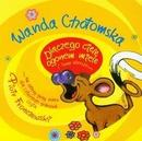 Agoy Wanda Chotomska Dlaczego ciele ogonem miele Książka audio CD