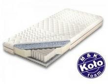 M&K Foam Koło Estrella Bio 160x200