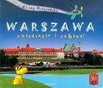 Arkady Eliza Piotrowska Warszawa zwiedzanie i zabawa