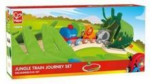Hape TRAIN Kolejka zestaw dżungla GXP-587252