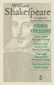 Wydawnictwo Literackie Kroniki królewskie - William Shakespeare