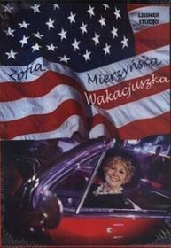 Wakacjuszka (audiobook CD) - Zofia Mierzyńska