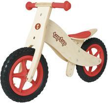Tup Tup drewniany rowerek  red