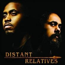 Distant Relatives CD) Nas & Damian Jr Gong Marley