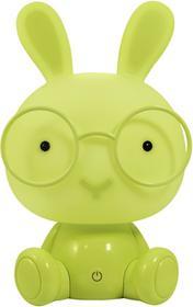 Polux Lampka nocna KRÓLIK LED 2,5W zielona 308801 SANICO 308801