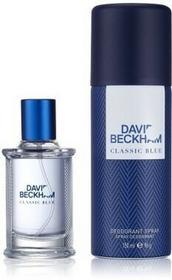 David & Victoria Beckham David & Victoria Beckham Classic Blue - Zestaw (edt/40ml + deo/150ml) David & Victoria Beckham Classic Blue - Zestaw (edt/40ml + deo/150ml)