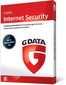 G Data Internet Security 3PC/1rok Odnowienie 2018