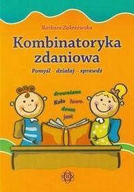 Kombinatoryka zdaniowa - Barbara Zakrzewska