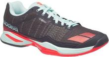 Babolat Buty tenisowe Jet Team Clay Woman - grey/red/blue