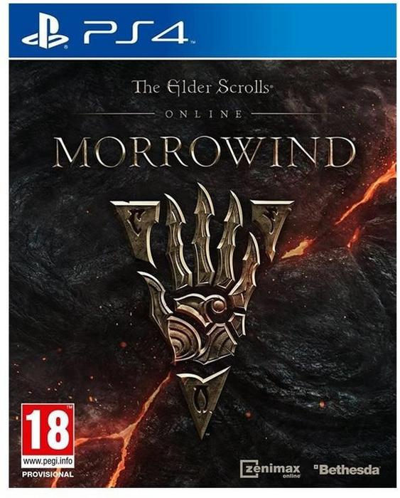 Cenega Cenega Gra PS4 The Elder Scrolls Online Morrowind