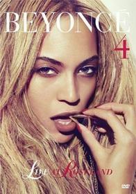 Beyonce Live At Roseland DVD)