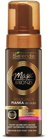 Bielenda Magic Bronze, brązująca pianka do ciała - śniada karnacja, 150 ml