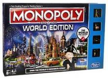 Hasbro Monopoly Edycja Świat