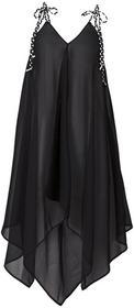 Bonprix Sukienka plażowa czarny