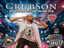 Grubson Woodstock Festival Poland 2016 CD/DVD)