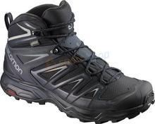 Salomon Buty trekkingowe X Ultra 3 Mid GTX czarne) 12h