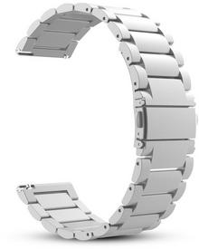 Samsung XGSM Bransoletka Stainless do Gear S3 - Silver 168901