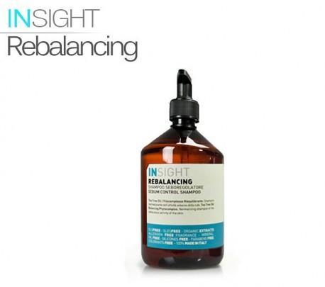 Insight Rebalancing Sebum Control Shampoo Szampon do przetłuszczającej się skóry głowy i włosów 500 ml
