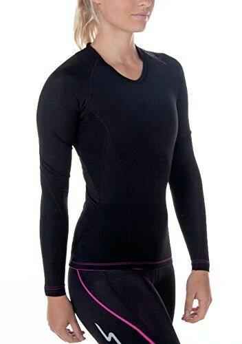 3e4de3287a99a1 Sub Sports RX Base Layer koszulka kompresyjna męska z długim rękawem, czarny,  XL SUBRXLongSleeve