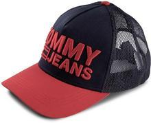 Tommy Hilfiger Czapka męska JEANS Tjm Logo Trucker Cap AM0AM03273 902