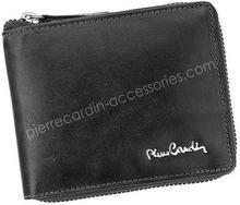 74f72f13aa54c Pierre Cardin Portfel męski skórzany FOSSIL TILAK12 8818 RFID Czarny -  czarny FOSSIL TILAK12 8818 RFID czarny-0 - Ceny i opinie na Skapiec.pl