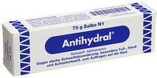 ROBUGEN GmbH Pharmazeutische F Antihydral maść przeciw poceniu się stóp, dłoni 70 g