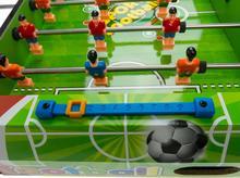 KinderSafe Gra Piłkarzyki stołowe - 18 zawodników + 2 piłki 3623 3623