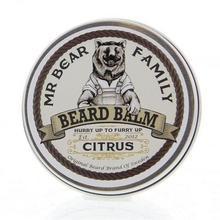 Beard Balm GENTLEMAN Morgan Citrus balsam do brody 60ml 82222233885