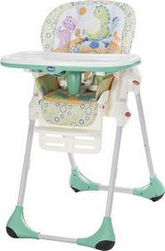 Chicco Artsana Polly 2w1 krzesełko dziecięce Dinofood