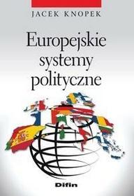 Difin Europejskie systemy polityczne - Jacek Knopek