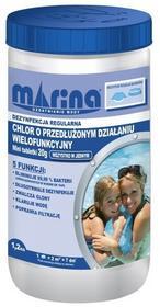 MARINA Chlor o przedłużonym działaniu Tabletki 20g 1.2 kg