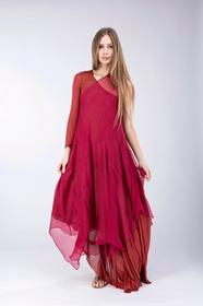 Angelica Red Sukienka