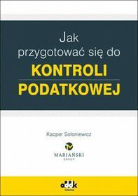 ODDK Jak przygotować się do kontroli podatkowej - Sołoniewicz Kacper