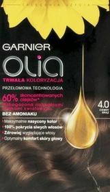 Garnier Trwały krem koloryzacyjny bez amoniaku z olejkami - Olia Trwały krem koloryzacyjny bez amoniaku z olejkami - Olia