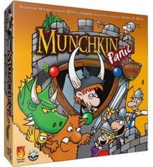 Black Monk Munchkin Panic