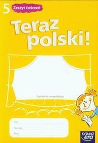 Marcinkiewicz Agnieszka Teraz polski 5 Zeszyt ćwiczeń