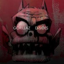 EMI Records Ltd Gorillaz D-Sides