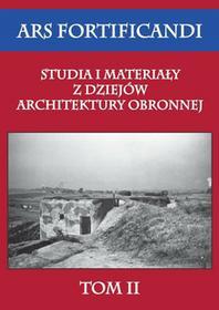 Napoleon V Studia i materiały z dziejów architektury obronnej